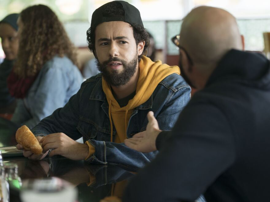 In <em>Ramy</em>, comedian Ramy Youssef plays a character based on his own experiences growing up as a Muslim and first-generation American in New Jersey.