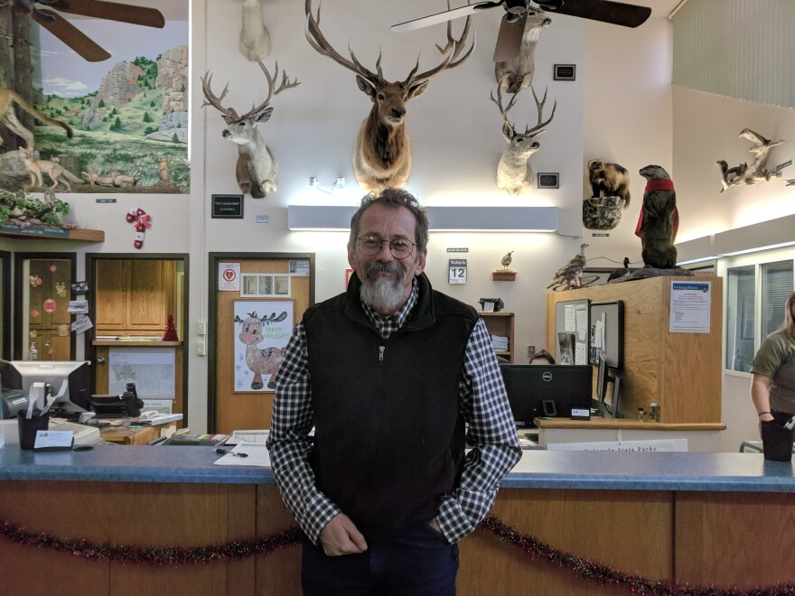 Michael Miller, senior wildlife veterinarian for Colorado Parks and Wildlife, has released data showing that mule deer submission to Chronic Wasting Disease more than tripled near the end of 2017.