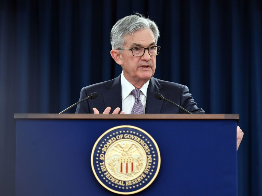 Led by Jerome Powell, the Federal Reserve has moved quickly and creatively to pump money into the rapidly shrinking U.S. economy.