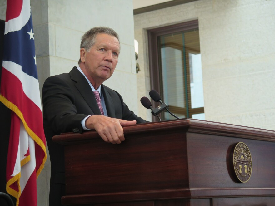 photo of Gov. John Kasich