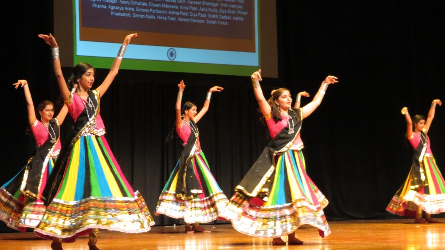 In this file photo from 2014, more than 900 artists performed during the two-day Festival of India in uptown Charlotte.