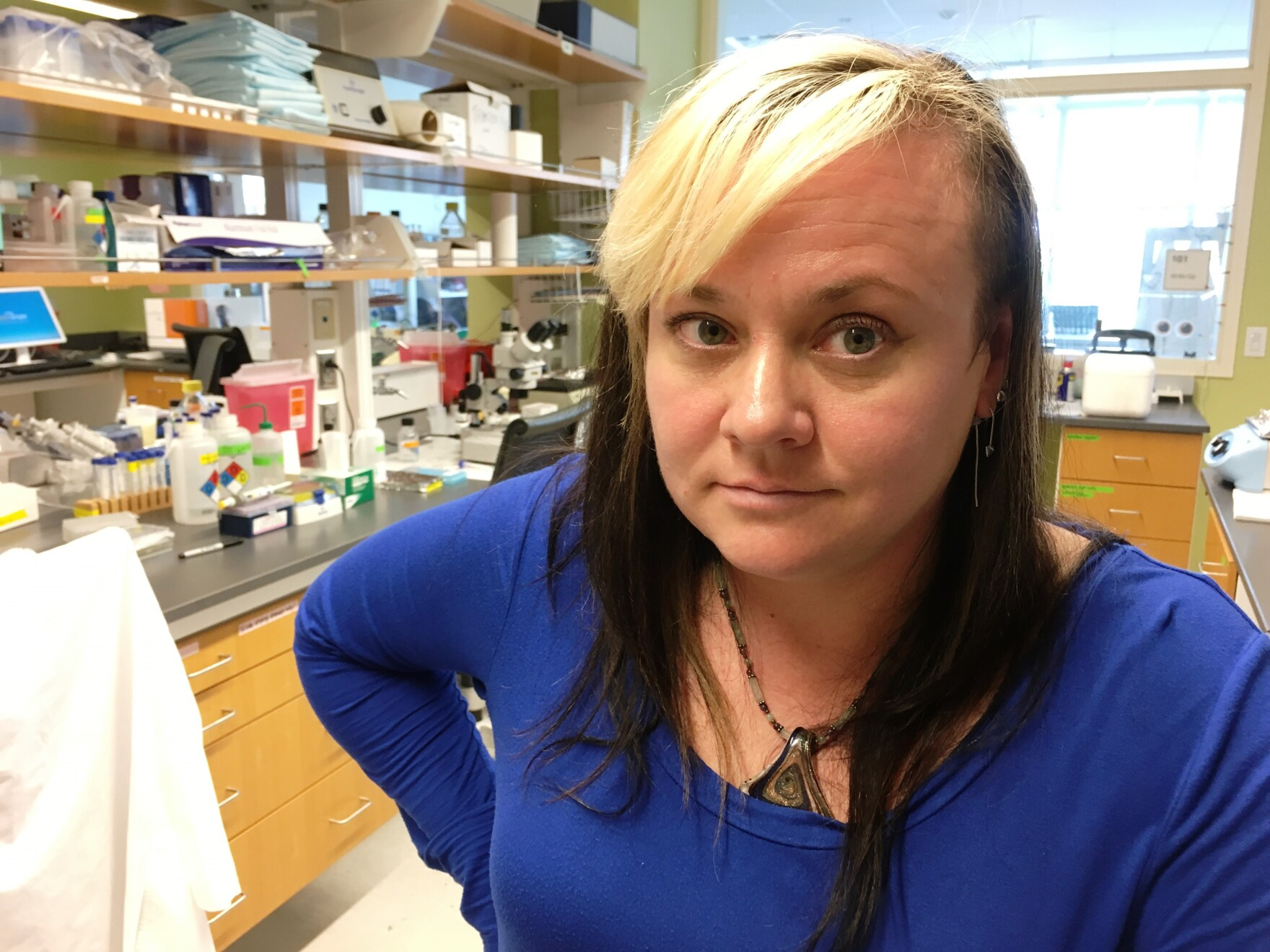 Local Researchers Blaze New Trails in the Search for