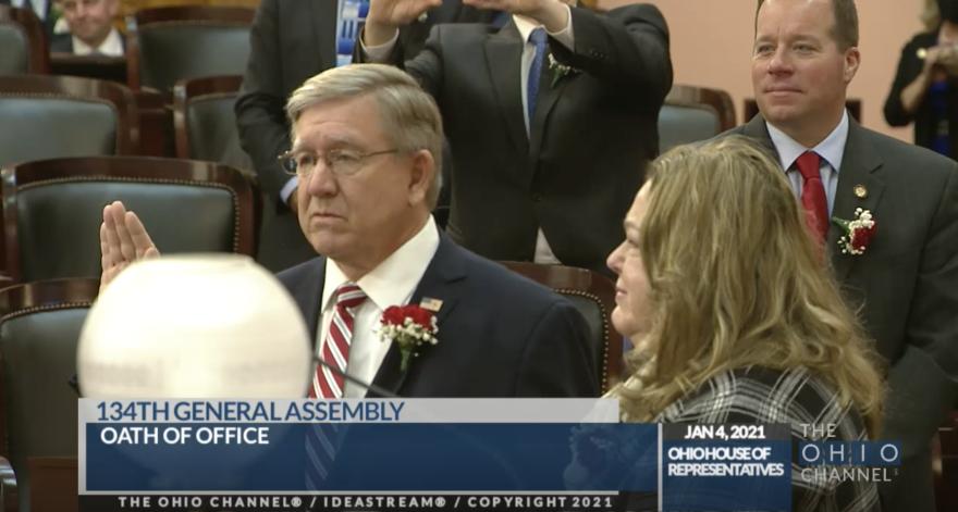 Speaker of the Ohio House Bob Cupp