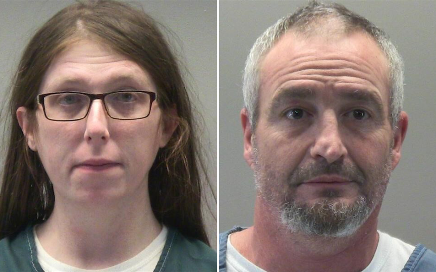 Jessica Watkins and Donovan Crowl, both members of the Ohio State Regular Militia, were arrested for taking part in the Jan. 6 insurrection at the U.S. Capitol.