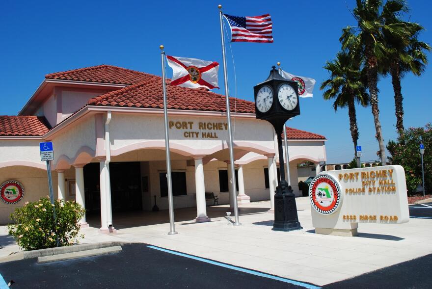 Port Richey City Hall