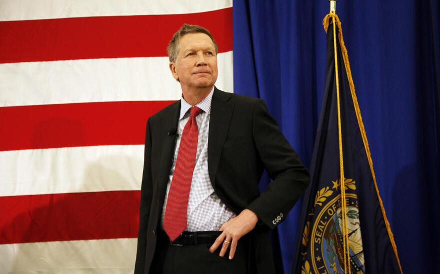 A photo of John Kasich