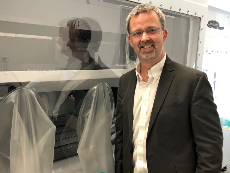 picture of researcher jan jensen
