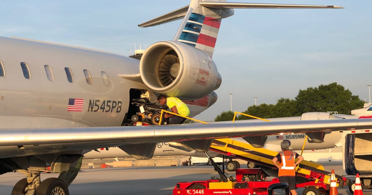 American Airlines Reverses Policy That Restricted Travel For Wheelchair Users