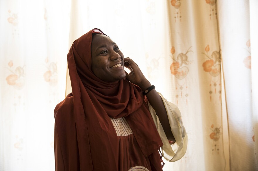 Mainura Jahatta, a 26 year old medical researcher in the Gambian capital, says Jallow aka Toufah is an inspiration to other young women in her country.