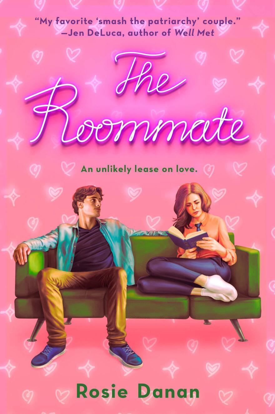 The Roommate, by Rosie Danan