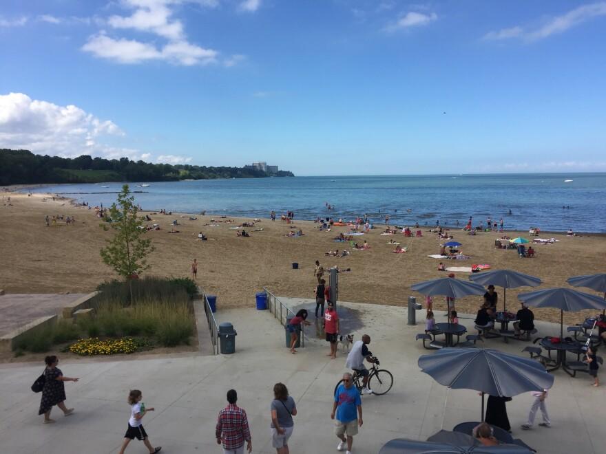 photo of Edgewater Beach