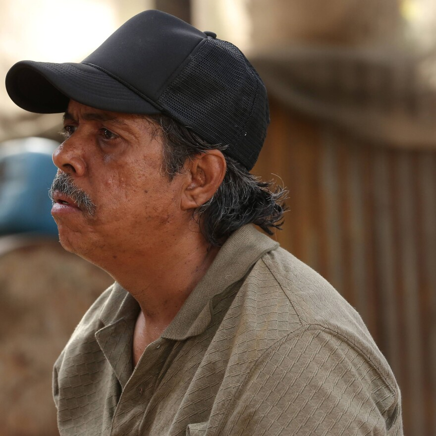 Ramon Franco as Fausto Galvan on FX's <em>The Bridge</em>.