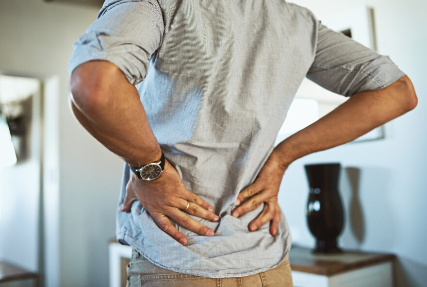 """Patients in the study had """"significantly lower out-of-pocket costs — on the average, $500 — when they visited a physical therapist first,"""" says <a href=""""http://depts.washington.edu/uwchws/staff_pages/bianca.html"""">Bianca Frogner</a>, a health economist at the University of Washington."""
