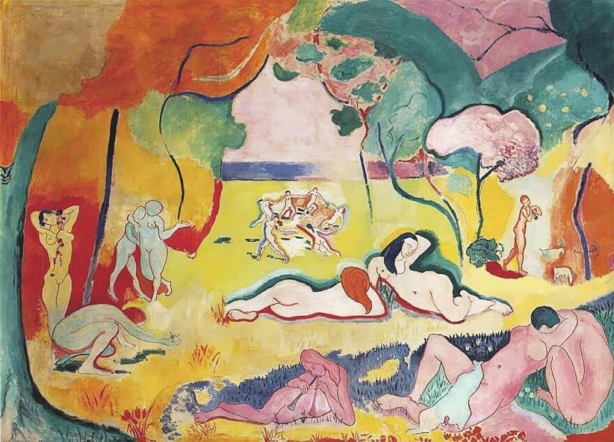 Henri Matisse Joy of Life