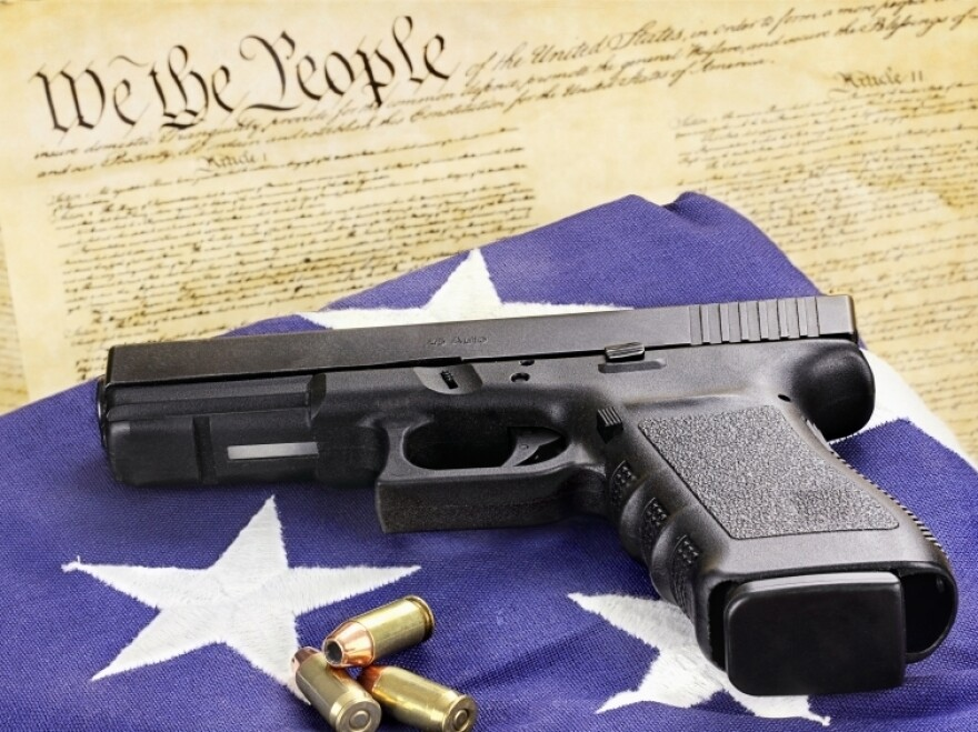 The Second Amendment is short on words but long on dispute.
