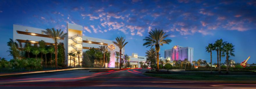 Seminole Hard Rock Hotel & Casino Tampa remains open with coronavirus spread.
