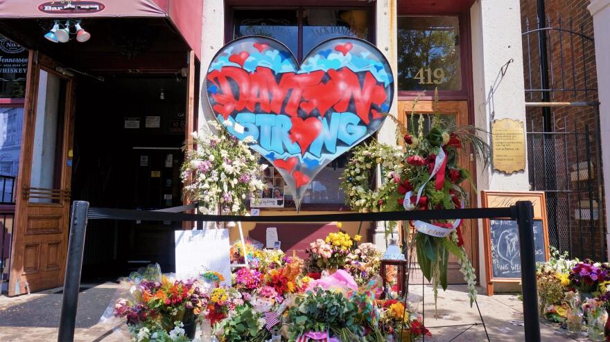 Dayton Strong Heart