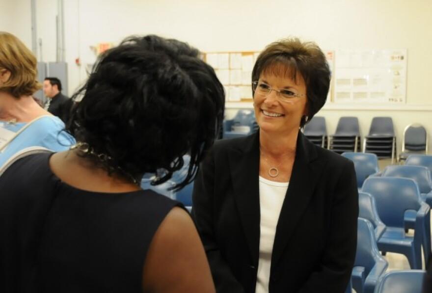 Sen. Denise Grimsley, R-Sebring, is sponsoring SB 132.
