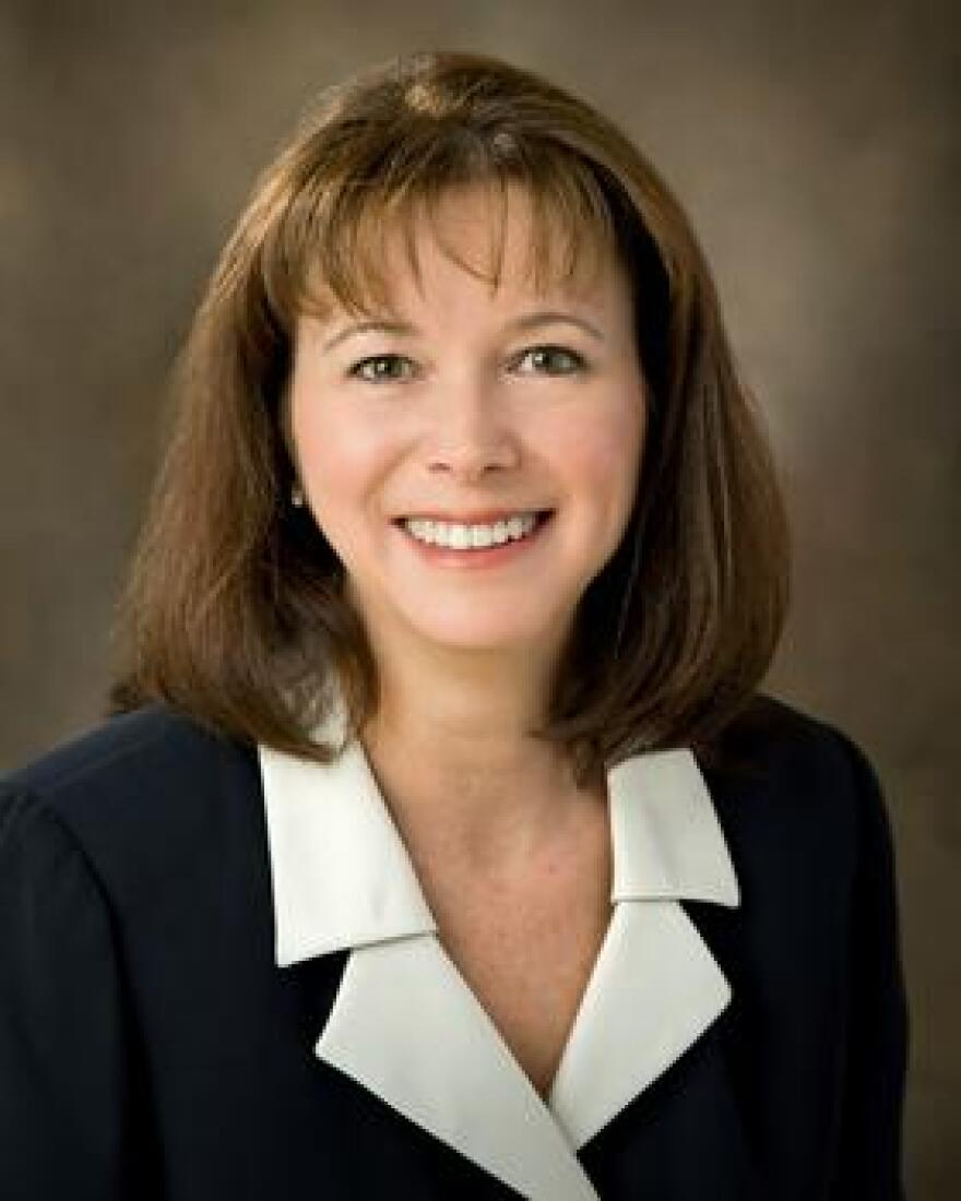 Florida Fish and Wildlife Conservation Commissioner Liesa Priddy