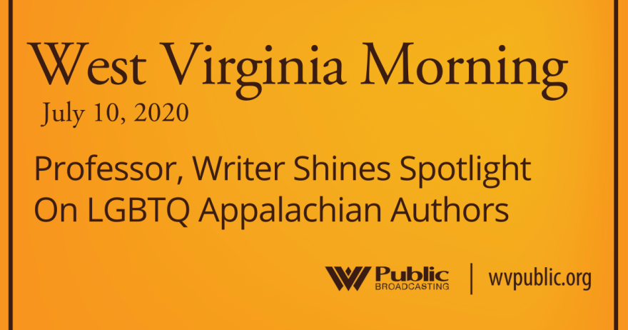 071020 Professor, Writer Shines Spotlight On LGBTQ Appalachian Authors