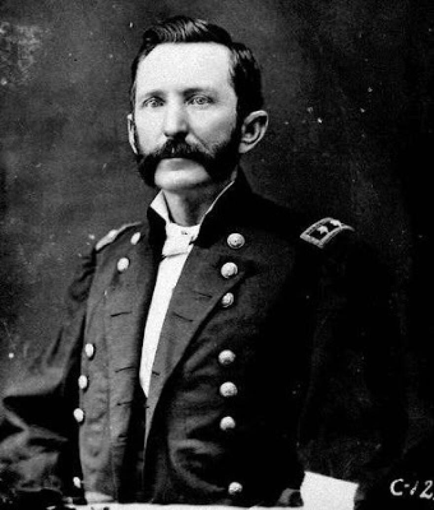 Photo of Patrick E. Connor.