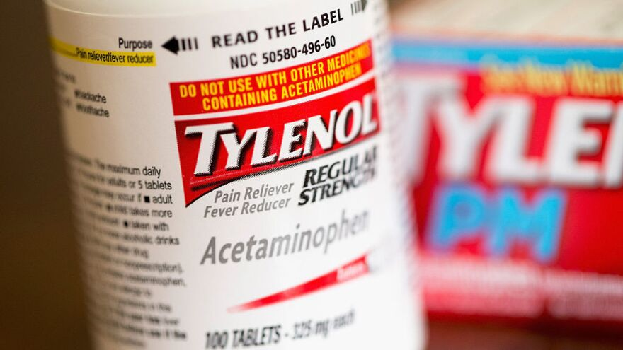 Researchers examine why tylenol affects empathy.