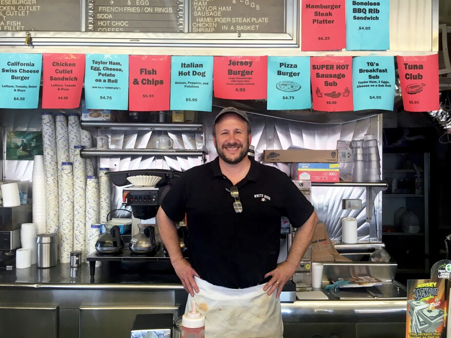 Rich Belfer, who owns the White Rose Diner in Linden, N.J., says there's no doubt about it: The processed slices of pork he sells are called Taylor Ham. But folks in South Jersey beg to differ.