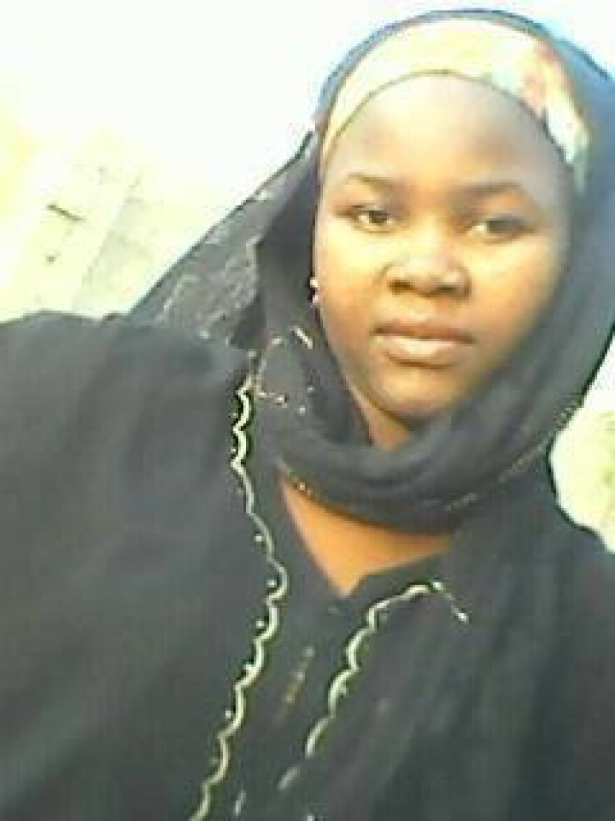 Fatima Makinta Liman, 19, was abducted from a Dapchi girls boarding school. She was among the 104 returned safely on Wednesday.
