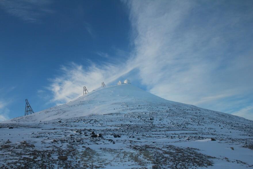 Tin City Long Range Radar Site