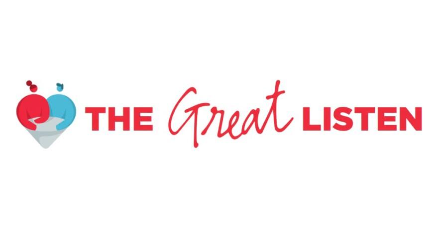 The Great Listen Logo.