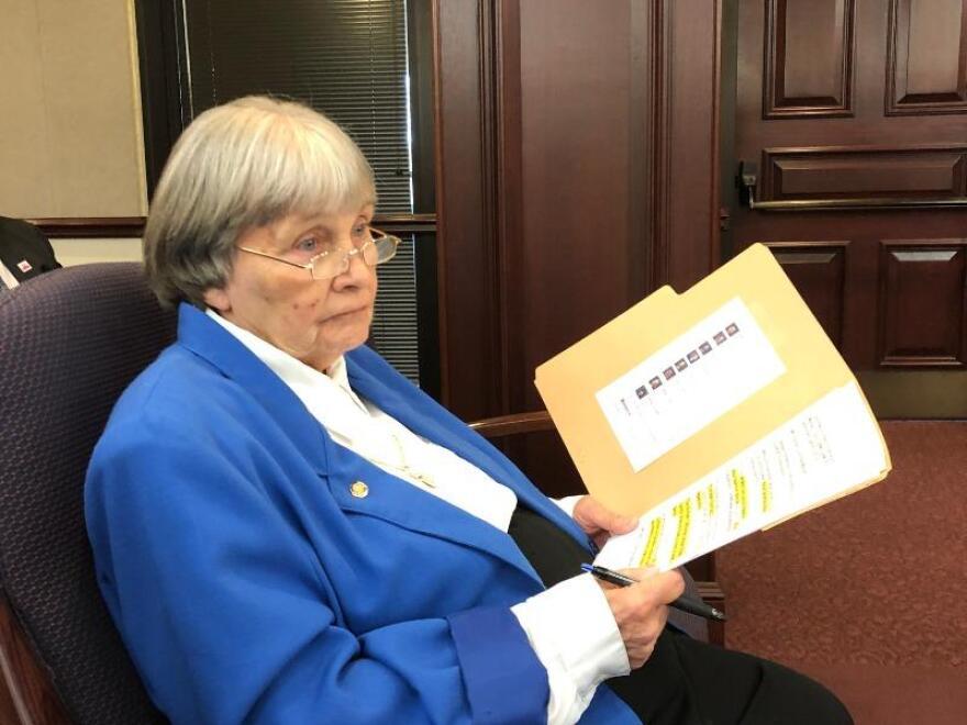 NRA lobbyist Marion Hammer (News Service of Florida)