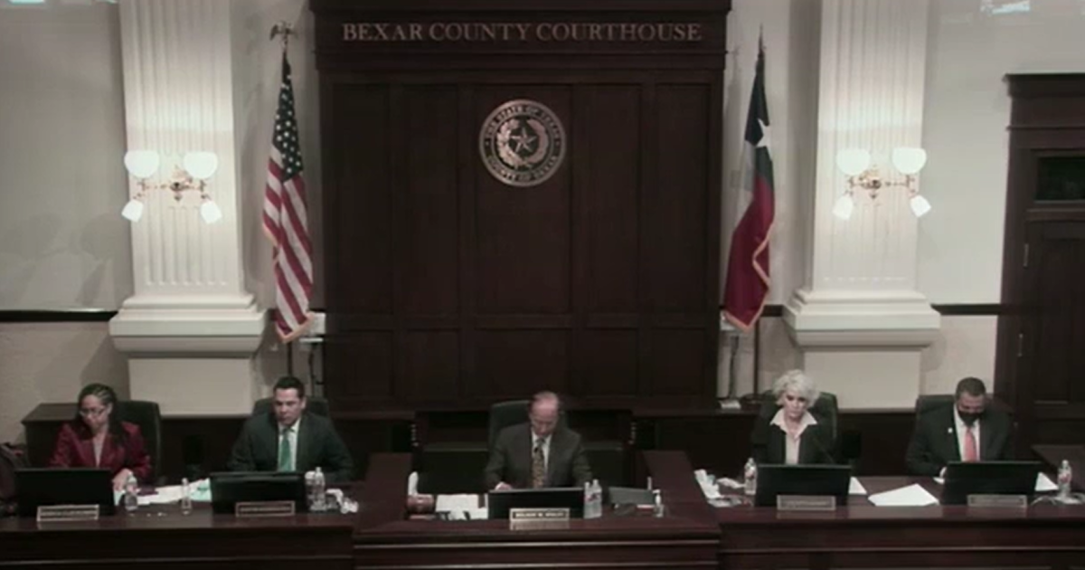 Bexar County commissioners have three options as they finalize the new redistricting map
