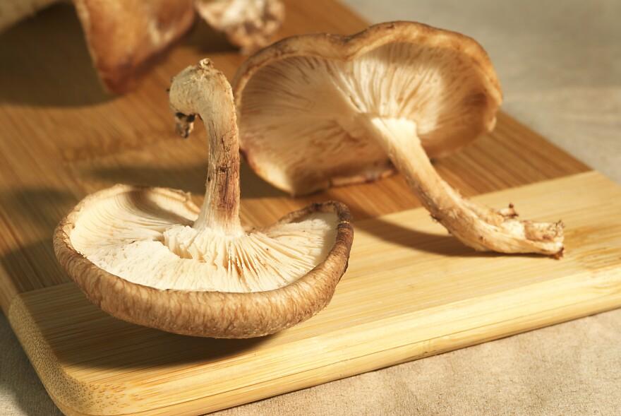 Health Benefits of Shittake Mushrooms