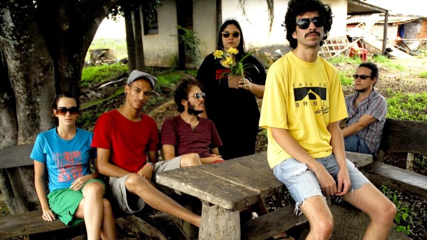"Graveola celebrates its hometown of Belo Horizonte, Brazil, in the song ""Babulina's Trip."""