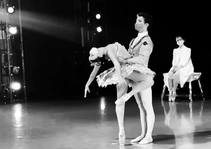 Charlotte ballet nutcracker.JPG