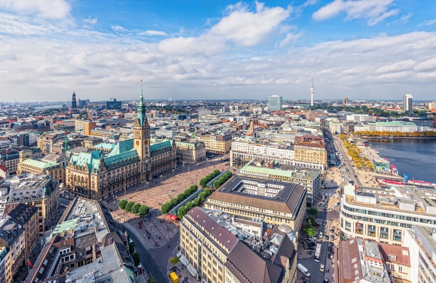 In Hamburg, Germany, estimated life expectancy in the city's poorer neighborhoods still trails wealthier neighborhoods by 13 years.