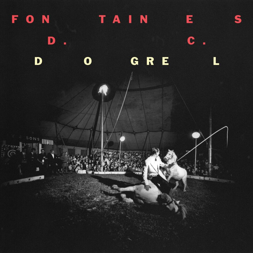 Fontaines D.C., Dogrel