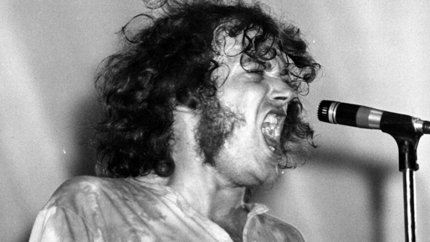 Joe Cocker: Britain's Rock Growler