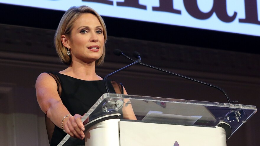 "ABC News anchor Amy Robach complained in a leaked video that the network ""quashed"" her interview with Virginia Roberts Giuffre, an accuser of Jeffrey Epstein."