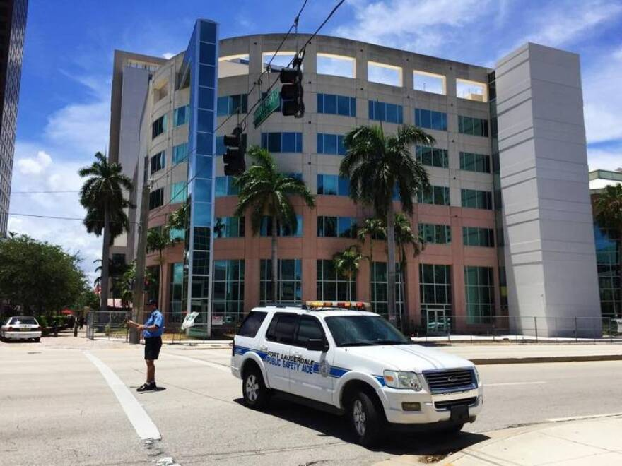 Broward courthouse