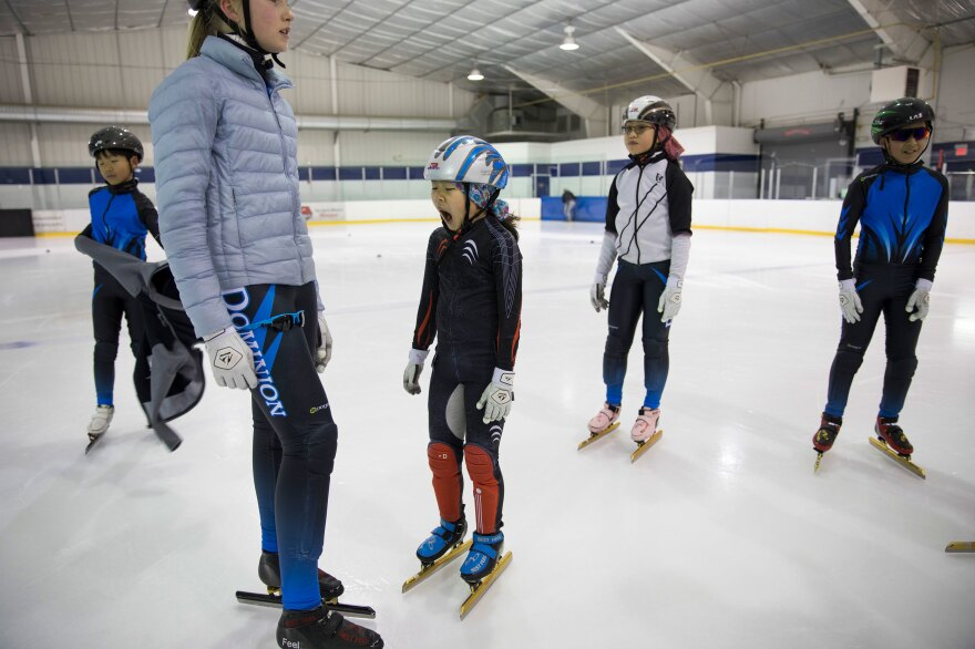 A handful of small skating clubs in the D.C. area train young skaters and churn out world-class athletes year after year.