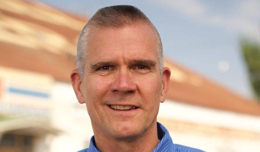 Republican U.S. House Candidate Matt Rosendale.