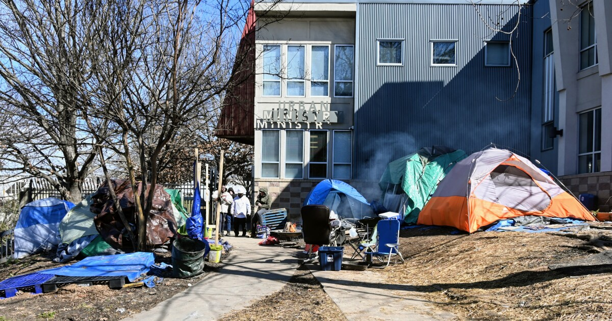 Federal Aid To Help Cities And Towns Battle Homelessness