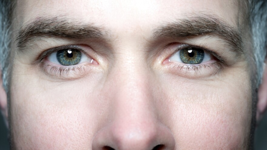 Researchers say that aggressive people tend to interpret ambiguous faces as reflecting hostility.