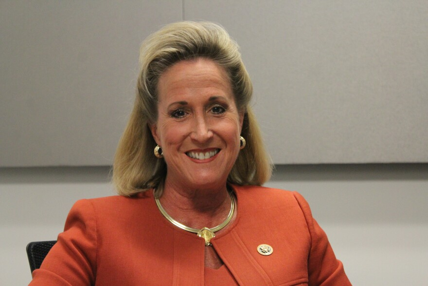U.S. Rep Ann Wagner, a Republican from Ballwin, raised $804,000 from Jan. 1 to March 31.