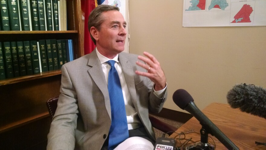 Tennessee state Rep. Glen Casada has proposed using the National Guard to remove Syrian refugees from the state.