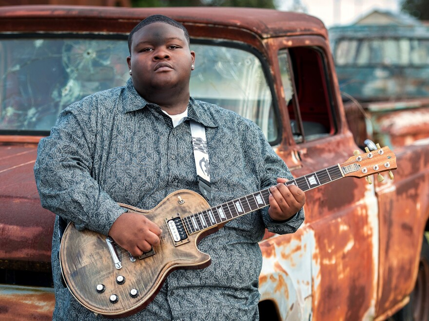 """""""Ultimately, this is a love song,"""" Christone """"Kingfish"""" Ingram says, """"and it's one I truly wanted to put my own spin on."""""""