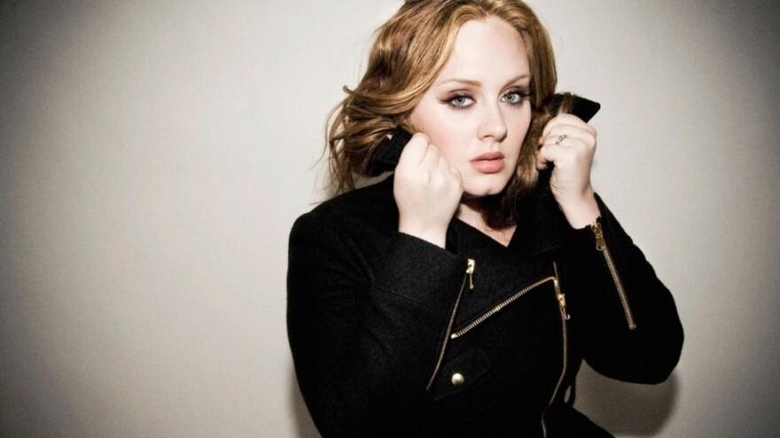 Adele recently performed on <em>World Cafe</em>.