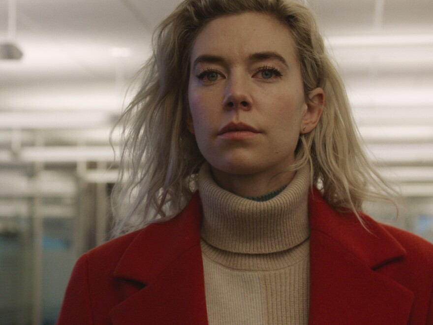 Vanessa Kirby plays a woman whose baby dies after a home birth in <em>Pieces of a Woman. </em>