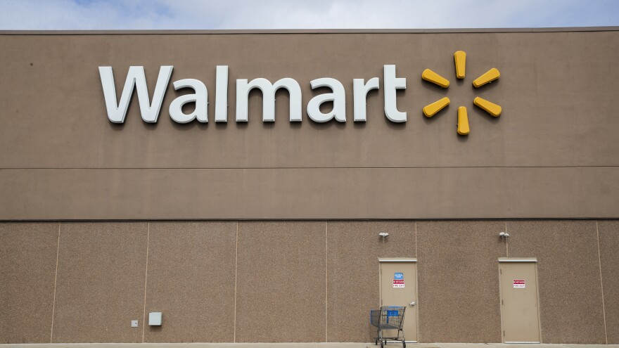 Walmart announced a series of measures to safeguard against the coronavirus and urged shoppers to limit how often they visit its stores.
